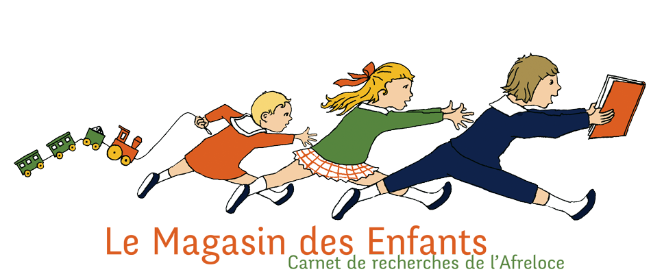 Le magasin des enfants