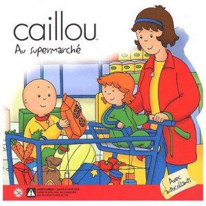 Johnson-Marion-Caillou-Au-Supermarche-Livre-893704908_L